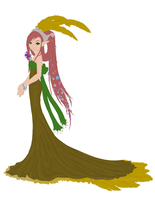 Madame Verna :: Colored by Embirsiphonelilathia