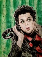 Billie Joe Armstrong by NoodleNimrod