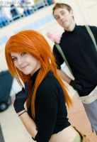 Kim Possible and Ron Stoppable 3 by PumkinSpice