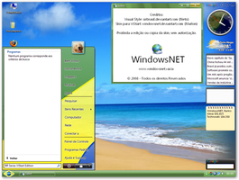 BR Series ViStart Edition by WindowsNET