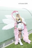 ANGEWOMON COSPLAY-1 by ShineUeki33