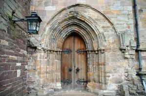 Dunblane Cathedral III by artismagica