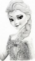 Elsa - Frozen by marianne481