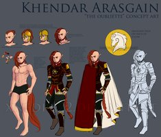 Khendar Reference Update by XNedra22