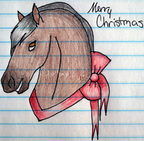 Starla's Christmas by wittch