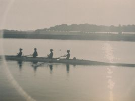 the beauty of rowing. by saveourtrees