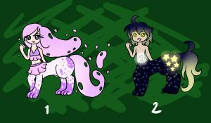 Taur Adopts -Closed- by MyuOneeChan