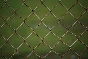 Chain Link Fence by krazy3