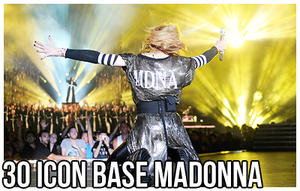 Basi Icon - Madonna by DarkSideofGraphic