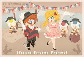 .:Feliz 18 y 19!:. by CloTheMarioLover