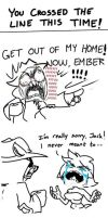 You Crossed the Line Ember :Memes: by Frankyding90