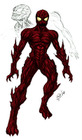 The WoS: Carnage by kyomusha