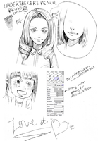 PAINT TOOL SAI PENCIL BRUSH (No Download) by undertaeker
