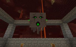 Minecraft - Snow Golems Temple Guardian by unusual229
