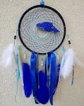 Blue Dream Catcher by koshka741
