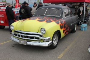 Flamed Ford by KyleAndTheClassics