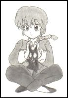 Ranma by kitty4ever