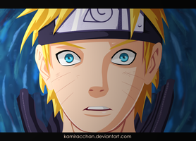 Naruto 669 - Naruto is Back! by KamiraCChan