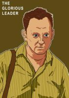 Ben Linus by sheilalala