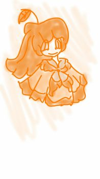 orange by callalily57