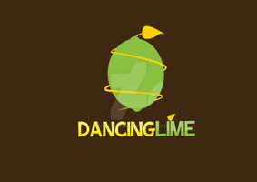Dancing Lime Logo by Yoshhhhi