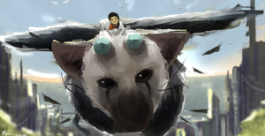 The Last Guardian by panjol1212