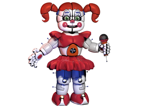 Circus Baby by GaboCOart