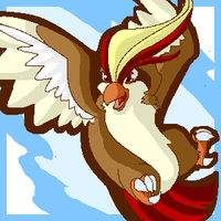 pidgeot by Lilchan16
