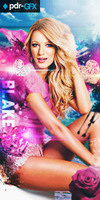 Blake Lively by Crazed-Artist