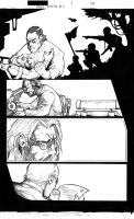 Working Blacks, page. 2 by AenTheArtist