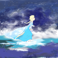 Let it Go by PoppetthePuppet101