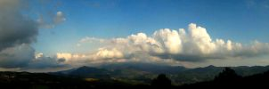 Panoramic Italy by tommythegame