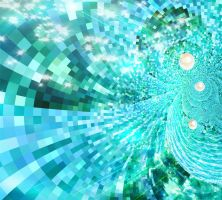 The wave by HelaLe