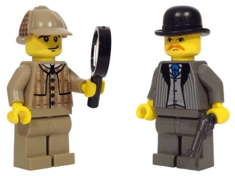 LEGO Model Giveaway by JamesMacaluso