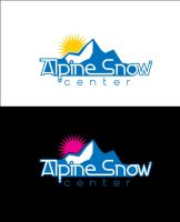Alpine Snow Centre - logo by thinkLuke