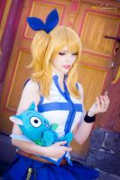 Fairy Tail - Lucy Heartfilia III by Calssara
