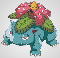 003 Venusaur by scope66