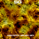 Sg Abstact brush set by Stormguard