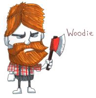Woodie by YouCanDrawIt