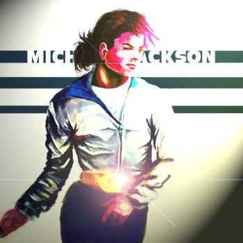 Michael Jackson by angrykid2549
