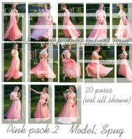 Pink pack 2 by Nekoha-stock