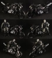 Custom G.I. Joe Stealth Bike by Solrac333