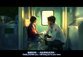 Train to Busan by KoweRallen