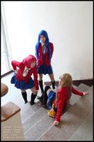 Toradora cosplay by Warrrning