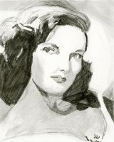 Jane Russell by Jacobtm92