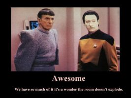 Data and Spock are Awesome by hermione-of-vulcan