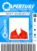 Make your own Portal ID Card by MidnightDemon