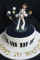 Elvis Cake by Verusca