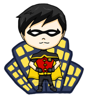 Oh It's the Boy Wonder by melodious-rhythm