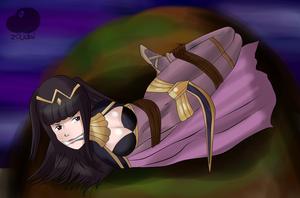 Tharja gets trashed by Zoudai